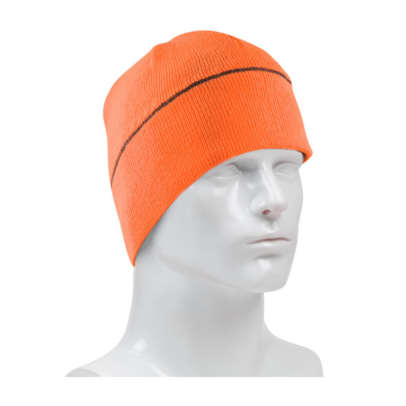 PIP Hi Vis Winter Beanie Cap 360-BEANNIE Orange