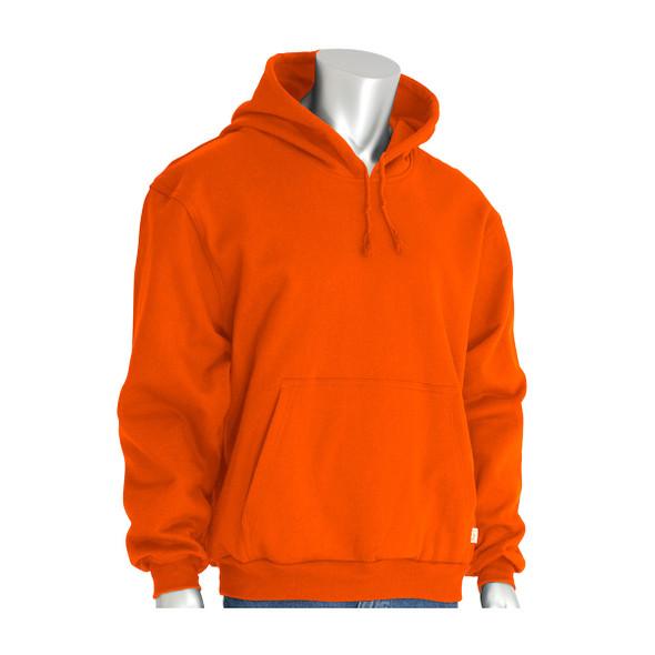 PIP FR Pullover Fleece Hoodie 385-FRPH Orange