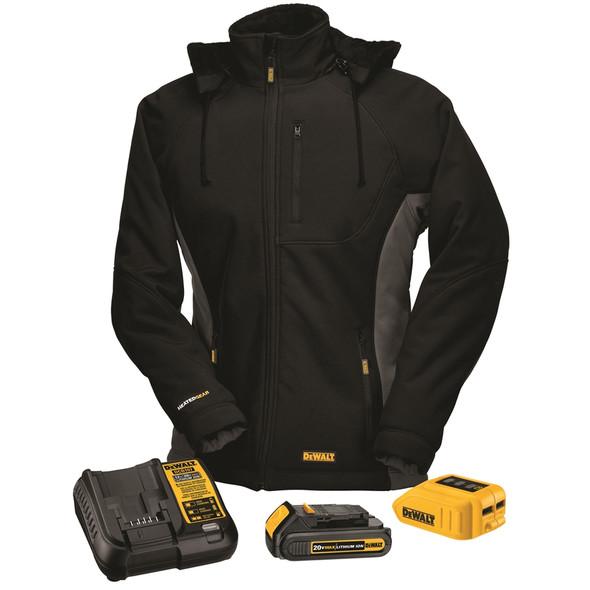 DeWALT 20V/12V MAX Womens Heated Jacket Kit DCHJ066C1