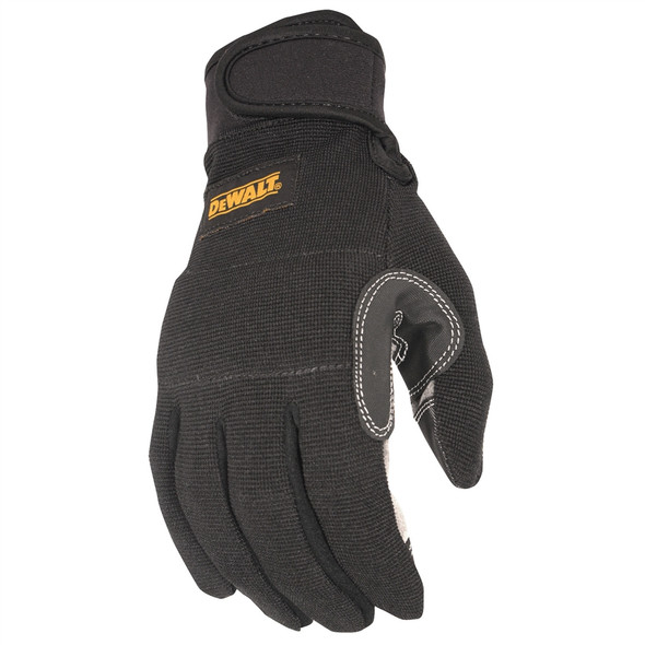 DeWALT Box of 12 SecureFit General Utility Work Gloves DPG217 Top