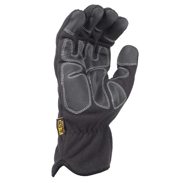 DeWALT Box of 12 Pair Fleece Cold Weather Work Gloves DPG740 Palm