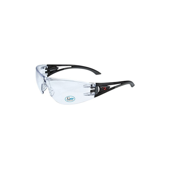 Radians Box of 12 iQuity Optima IQ Anti-Fog Clear Lens Glasses OP1013ID