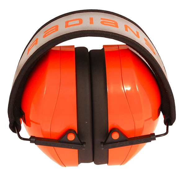 Radians Terminator Passive Earmuffs Hearing Protection TR0HVO-BX Folded