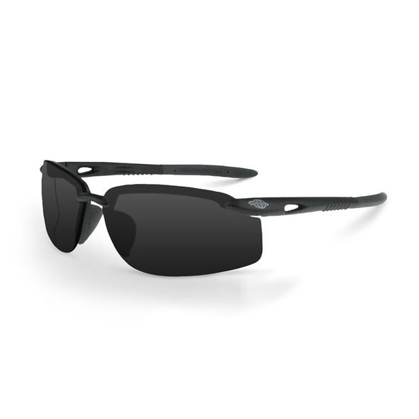 Crossfire ESW5 1241W Smoke Lens Safety Glasses - Box of 12