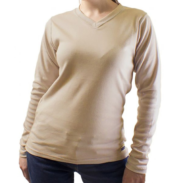NSA Womens FR NFPA 70E True Comfort Long Sleeve T Shirt C54VKLSW