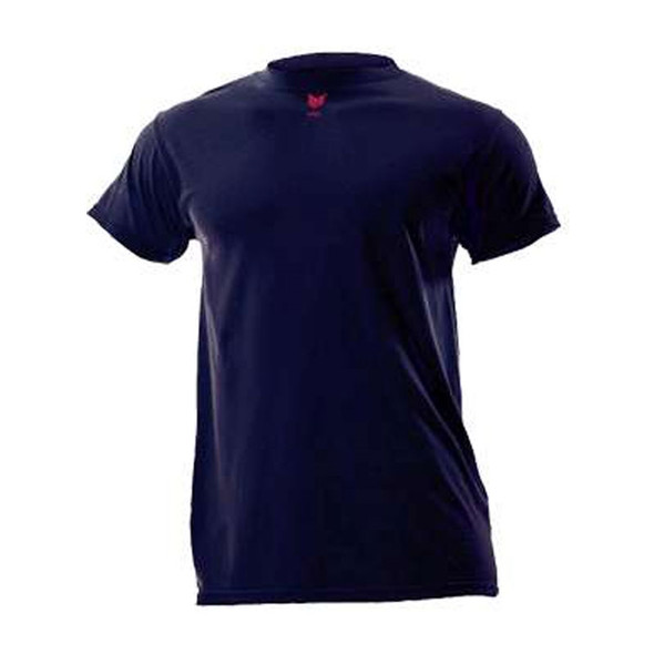 DriFire FR Lightweight Made in USA Short Sleeve T-Shirt DF2-CM-446TS Navy