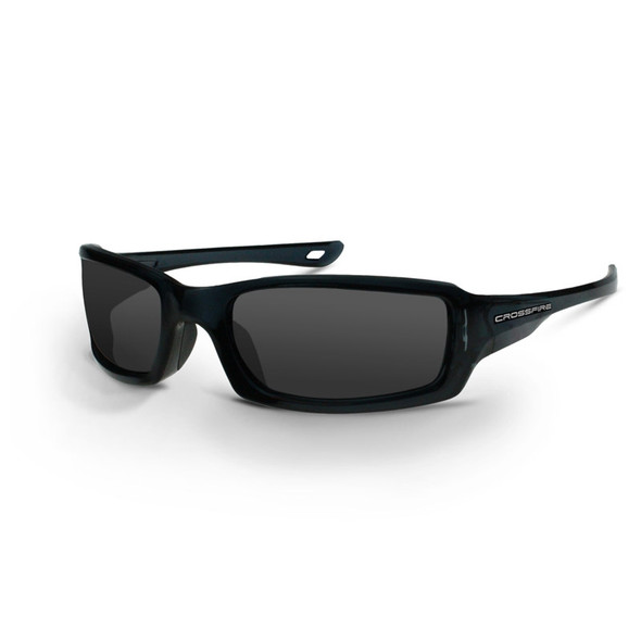 Crossfire M6A 20291 Safety Glasses - Smoke Lens - Box of 12