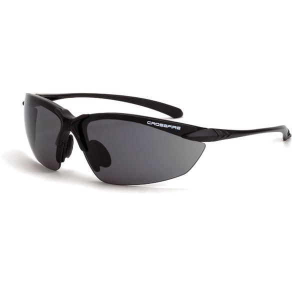 Crossfire Sniper Half-Frame Bifocal Shooting Safety Glasses - Box of 12