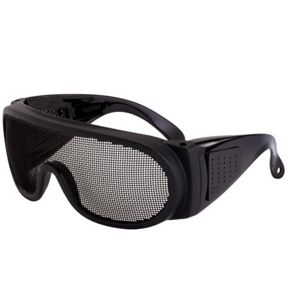 Crossfire 19218 Wire Mesh Eye Protection - Over Ear - Box of 12