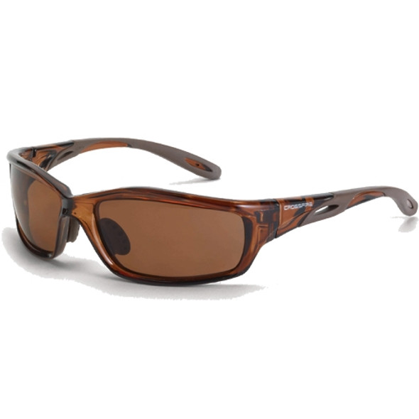Crossfire Infinity 21126 Polarized Safety Sunglasses - Box of 12