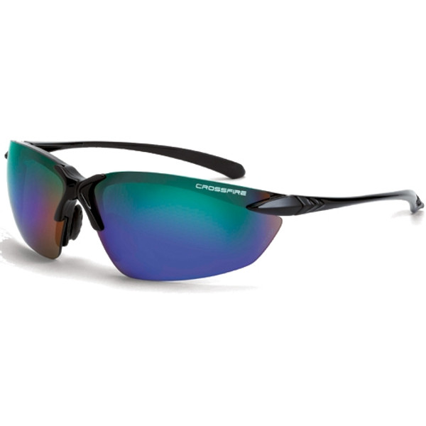 Crossfire Sniper Safety Sunglasses - Box of 12 - 9610