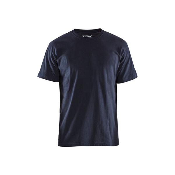 Blaklader Navy Blue T-Shirt 355410428600