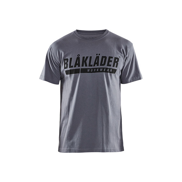 Blaklader Workwear Grey T-Shirt 355510429400