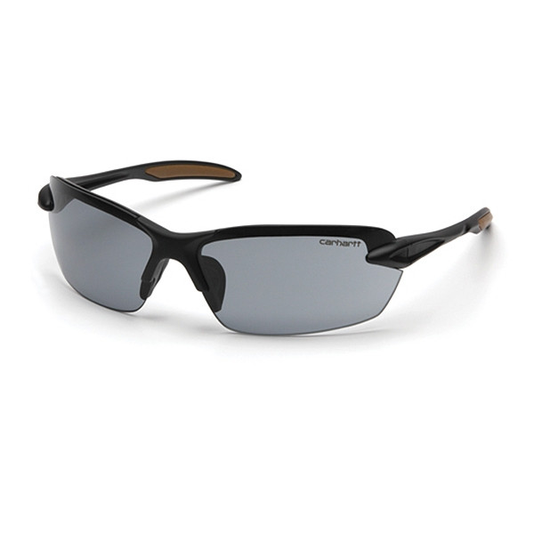 Carhartt Spokane Safety Glasses B320D Gray lens