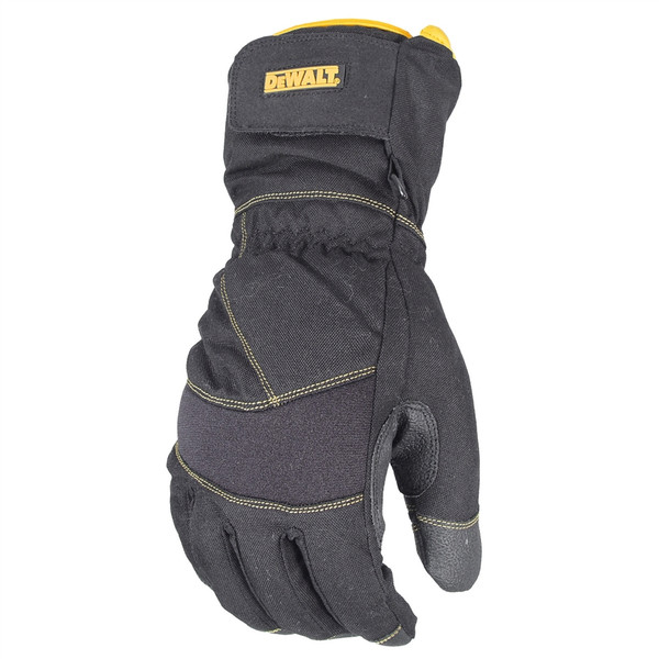 DeWALT Box of 12 Extreme Condition Insulated Cold Weather Work Gloves DPG750 Top
