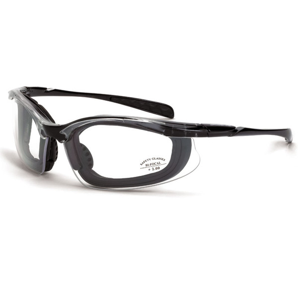 Crossfire Concept Bifocal Safety Glasses - Box of 12 - Concept-Readers