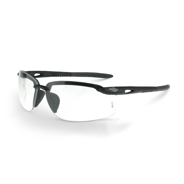 Crossfire ESW5 1224W Clear Lens Safety Glasses - Box of 12