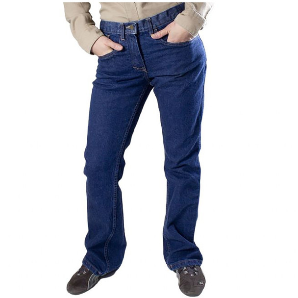 NSA Womens FR Made in USA Stretch Jeans PNTDYJW