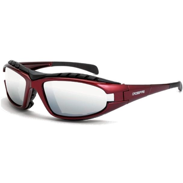 Crossfire Diamondback 27103 Safety Sunglasses - Box of 12