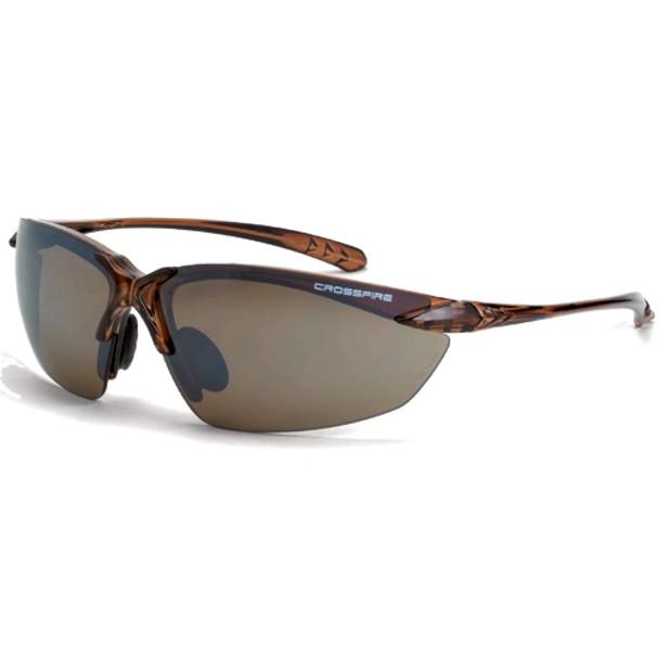 Crossfire Sniper Safety Sunglasses - Box of 12 - 9117