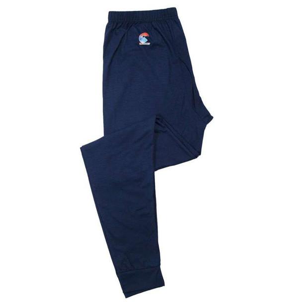 NSA FR Moisture Wicking Navy Made in USA Long Underwear U52FKSR