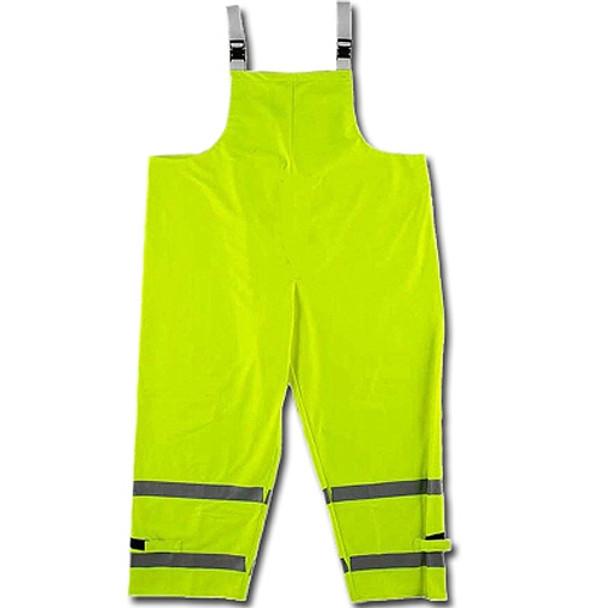 Neese FR Class E Hi Viz Lime 267BT Dura Arc II Bib Trouser 26267-12