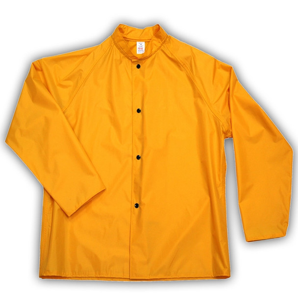 Neese Non-ANSI Hi Vis Sani Light 77J Industrial Rain Jacket 77001-02
