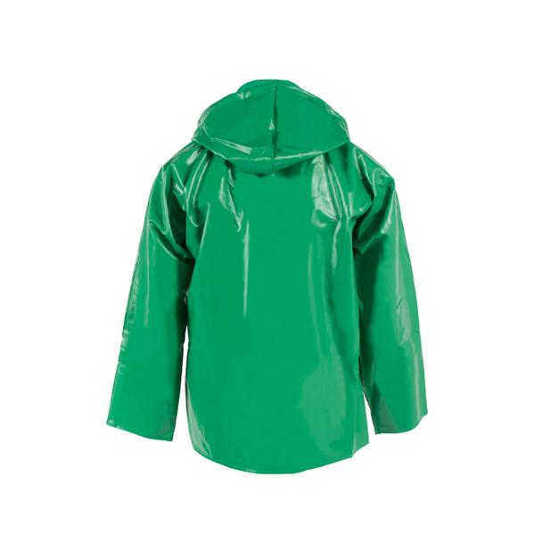 Neese ASTM F903 Chem Shield 96AJ Splash Jacket With Hood 96001-00 Back