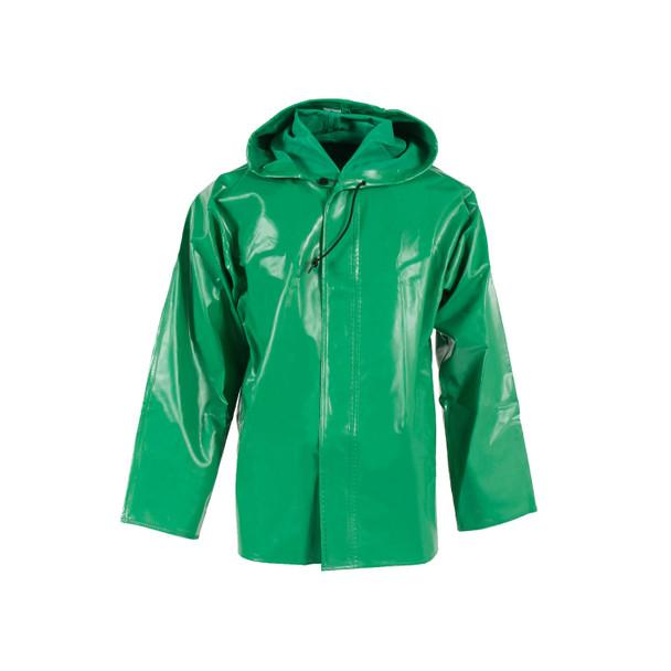 Neese ASTM F903 Chem Shield 96AJ Splash Jacket With Hood 96001-00 Front