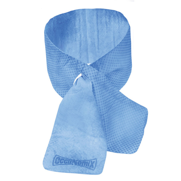 Occunomix Miracool Heat Stress Relief Blue Neck Wrap 930