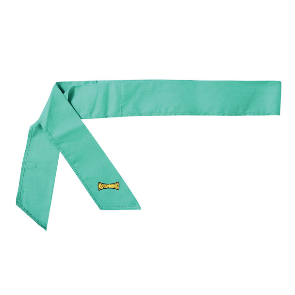 Occunomix Pack of 12 Miracool Neck Wrap 940 Green