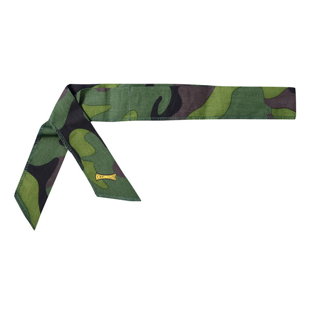 Occunomix Pack of 12 Miracool Neck Wrap 940 Jungle Flage