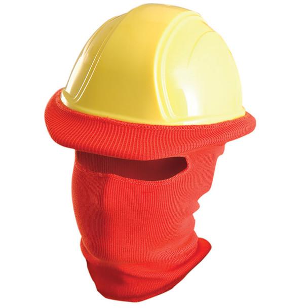 Occunomix Full Face Hard Hat Tube Liner LK810 Red