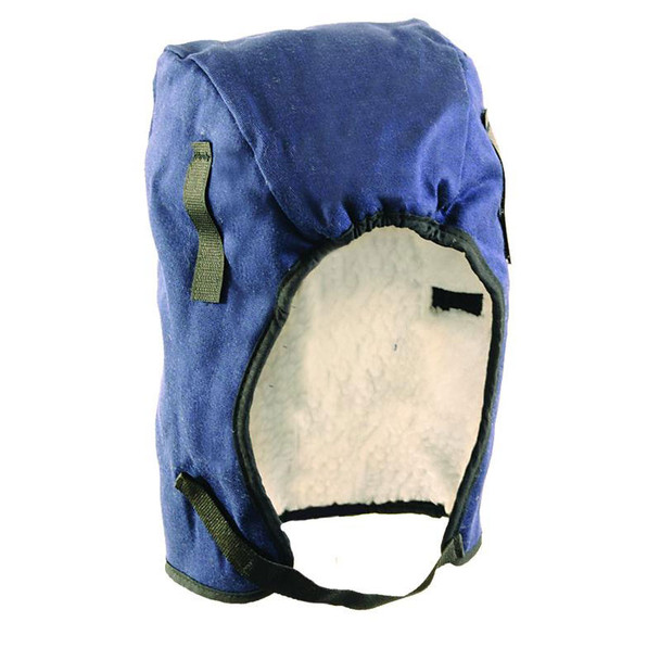 Occunomix Mid Length Hard Hat Liner with Sherpa LS610