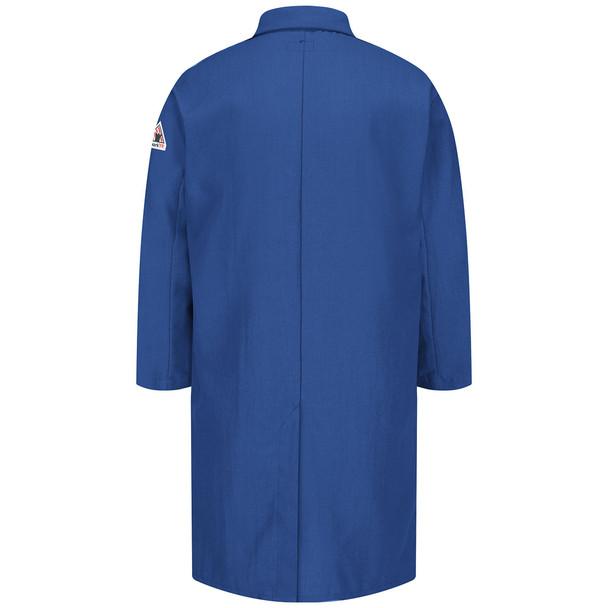 Bulwark FR 6 oz. Nomex Lab Coat KNL6RB Back