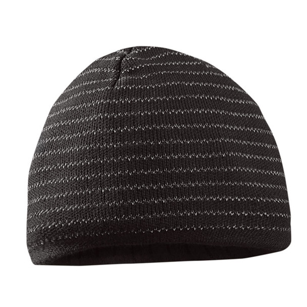 Occunomix Multi-Banded Reflective Beanie LUX-MBRB Black