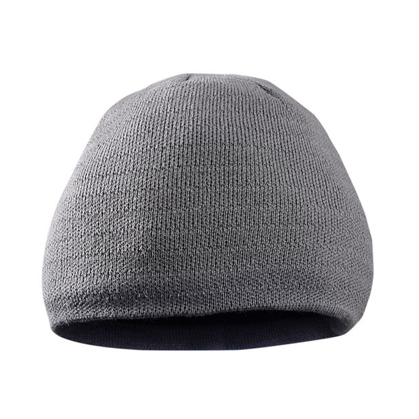 Occunomix Multi-Banded Reflective Beanie LUX-MBRB Gray