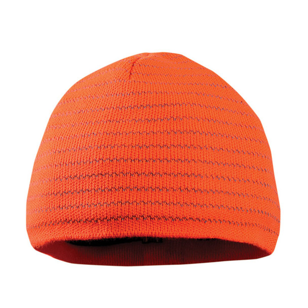 Occunomix Multi-Banded Reflective Beanie LUX-MBRB Orange