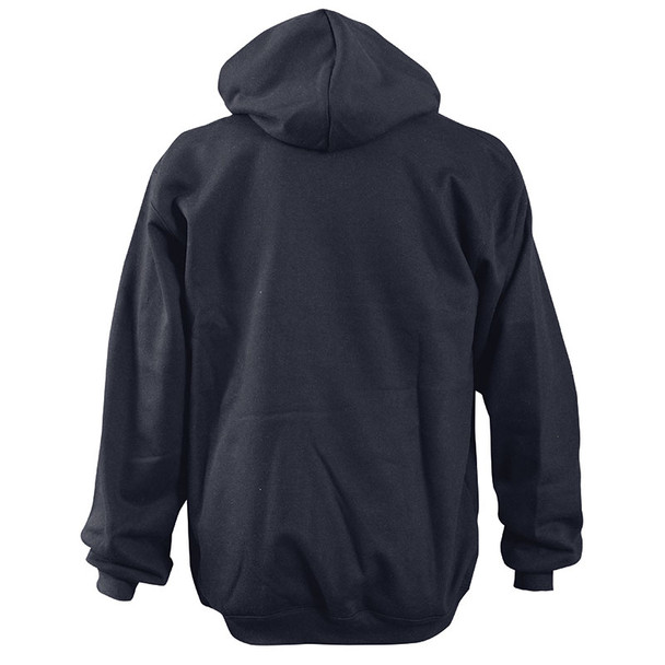 Occunomix FR Hooded Sweatshirt LUX-SWTFR Back