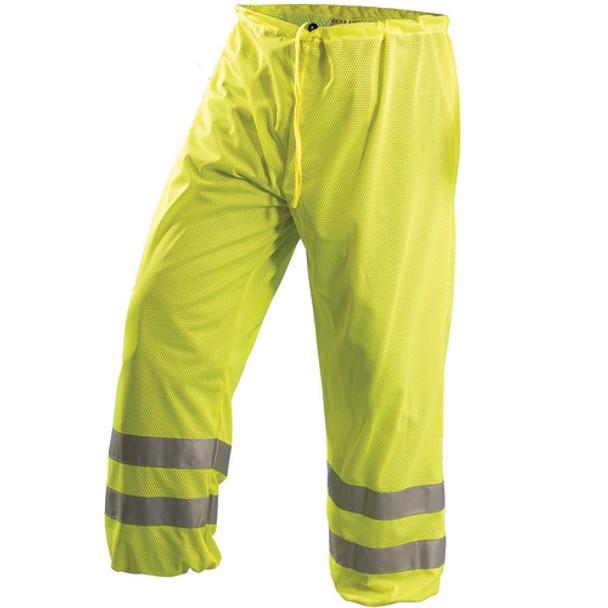 Occunomix Class E Hi Vis Mesh Pants LUX-TEM