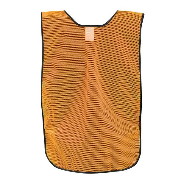 Occunomix Non ANSI Mesh Vest LUX-XNTM Orange Back