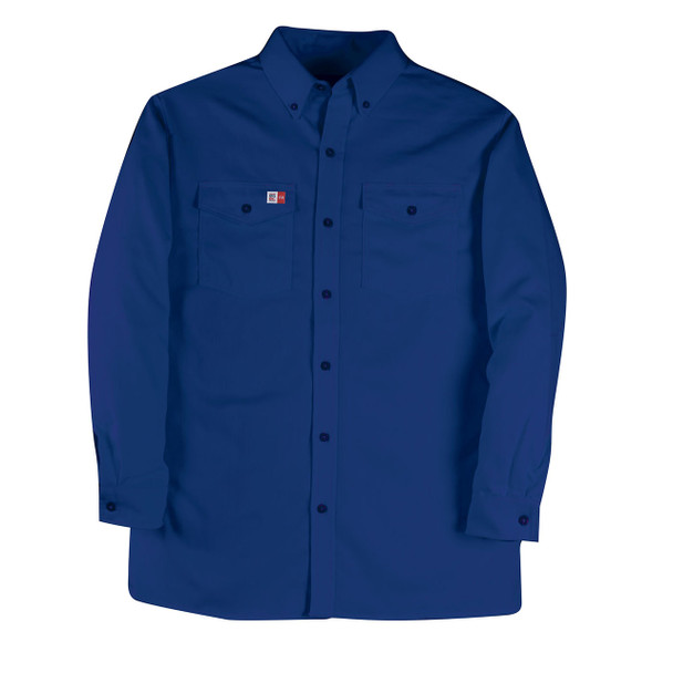 FR Work Shirt UltraSoft 7 oz. 147BDUS7 Royal Blue