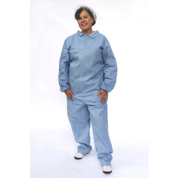 Sunrise Case of 25 SunGard FR Coveralls with Zipper Front 25120