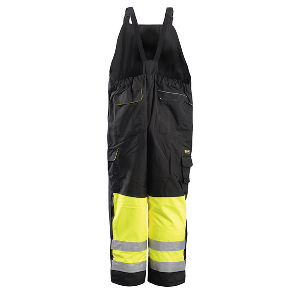 Occunomix Waterproof Cold Weather Lined Bib Overalls SP-BIB Back