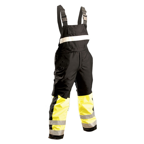 Occunomix Waterproof Cold Weather Lined Bib Overalls SP-BIB Front