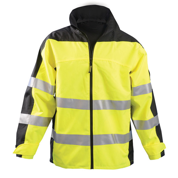 Occunomix Class 3 Hi Vis Speed Collection Rain Jacket SP-BRJ Front