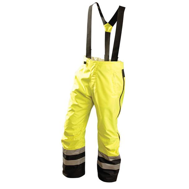 Occunomix Class E Hi Vis Speed Collection Rain Pants SP-BRP Front