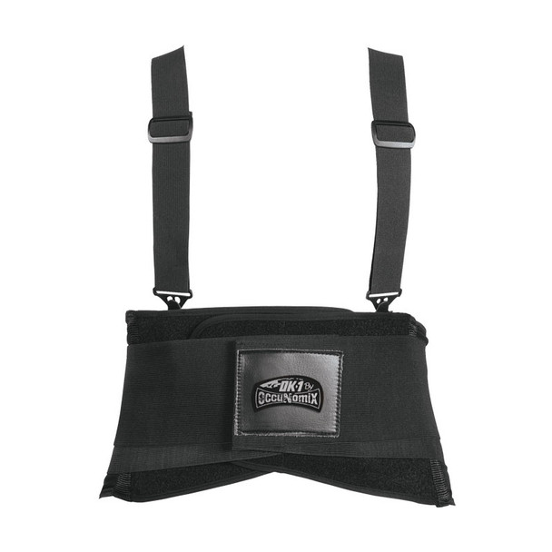 OK-1 Value Lumbar Back Support with Detachable Suspenders OK-200S
