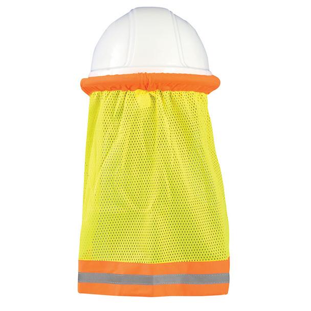 OK-1 Mesh Hard Hat Shade High Visibility OK-5057009 Back