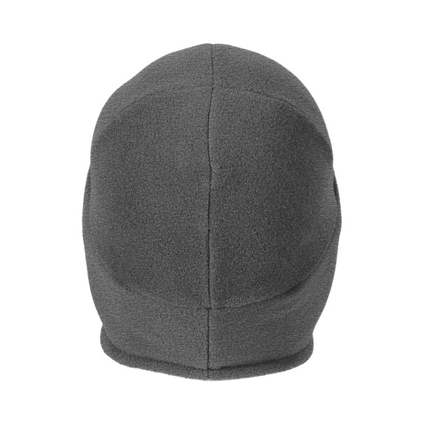 Carhartt 2 in 1 Cold Weather Hat CTA202 Charcoal Heather Back